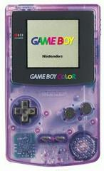 Game Boy Color Atomic Purple GameBoy Color Prices