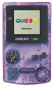 Game Boy Color Atomic Purple Cover Art