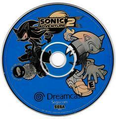 Game Disc | Sonic Adventure 2 Sega Dreamcast