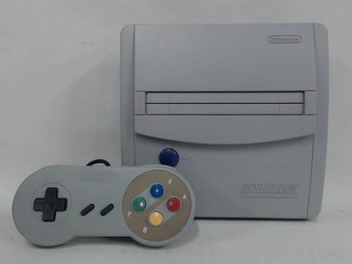 Super Nintendo System Jr. photo