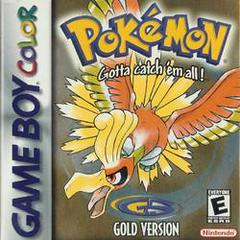 Pokemon Gold GameBoy Color Prices