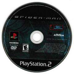 Game Disc   Spiderman Playstation 2