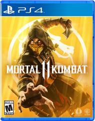 Mortal Kombat 11 Playstation 4 Prices