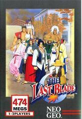 Last Blade Neo Geo Prices
