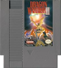 Cartridge | Dragon Warrior III NES