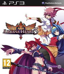 Arcana Heart 3 PAL Playstation 3 Prices