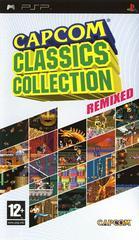 Capcom Classics Collection Remixed PAL PSP Prices