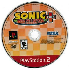 Game Disc | Sonic Mega Collection Plus [Greatest Hits] Playstation 2