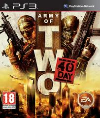 Army of Two: The 40th Day PAL Playstation 3 Prices