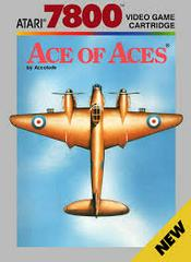 Ace Of Aces - Front | Ace of Aces Atari 7800