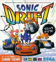 Sonic Drift JP Sega Game Gear Prices