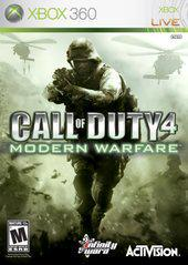 Call of Duty 4 Modern Warfare Xbox 360 Prices