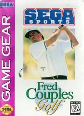 Fred Couples Golf Sega Game Gear Prices
