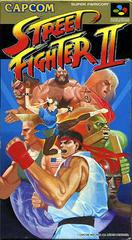 Street Fighter II Super Famicom Prices