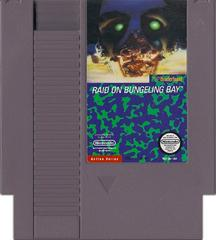 Cartridge   Raid on Bungeling Bay NES