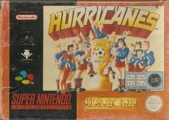 Hurricanes PAL Super Nintendo Prices