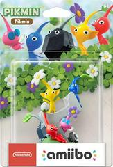 Packaging | Pikmin Amiibo
