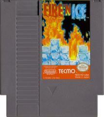 Cartridge | Fire 'N Ice NES