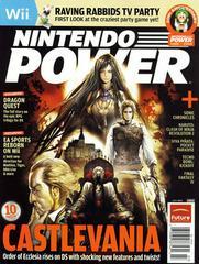 [Volume 230] Castlevania: Order of Ecclesia Nintendo Power Prices