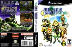 Cover Art   Final Fantasy Crystal Chronicles Gamecube