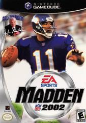 Madden 2002 Gamecube Prices
