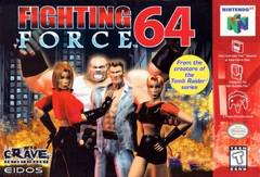 Fighting Force 64 Nintendo 64 Prices