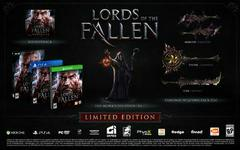 Lords of the Fallen Limited Edition Xbox One Prices