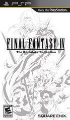 Final Fantasy IV Complete Collection PSP Prices
