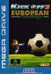 Kick Off 3: European Challenge PAL Sega Mega Drive Prices