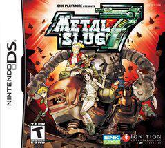 Metal Slug 7 Nintendo DS Prices