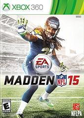 Madden NFL 15 Xbox 360 Prices