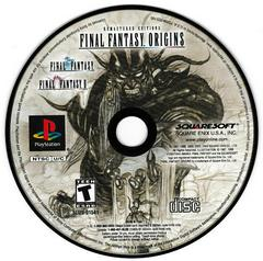 Game Disc | Final Fantasy Origins Playstation