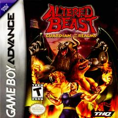 Altered Beast Guardian of the Realms GameBoy Advance Prices