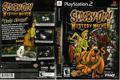 Artwork - Back, Front | Scooby Doo Mystery Mayhem Playstation 2