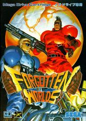 Forgotten Worlds JP Sega Mega Drive Prices