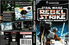 Artwork - Back, Front | Star Wars Rebel Strike Gamecube
