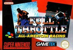 Full Throttle PAL Super Nintendo Prices