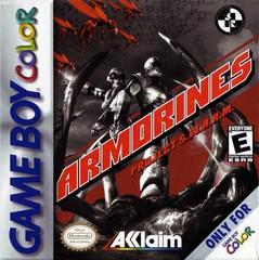 Armorines Project SWARM GameBoy Color Prices