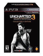 Uncharted 3: Drakes Deception Collector's Edition Playstation 3 Prices