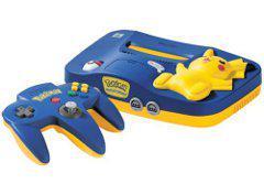 Pikachu Nintendo 64 System Nintendo 64 Prices