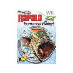 Rapala Tournament Fishing Prices Wii | Compare Loose, CIB & New Prices