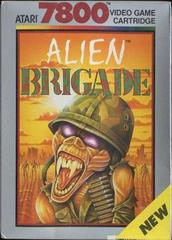 Alien Brigade Atari 7800 Prices