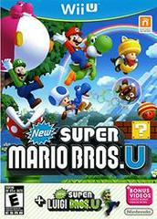 New Super Mario Bros. U + New Super Luigi U Wii U Prices