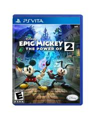 Epic Mickey 2: The Power of Two Playstation Vita Prices