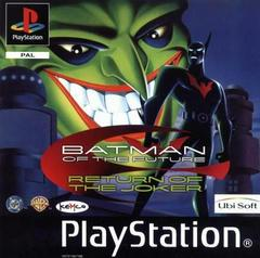 Batman of the Future Return of the Joker PAL Playstation Prices