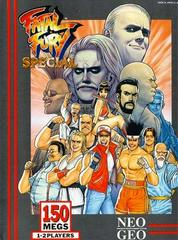 Fatal Fury Special Neo Geo Prices