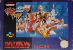 Fatal Fury 2 PAL Super Nintendo Prices