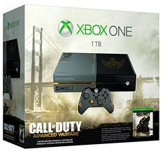 Xbox One Console - Call of Duty Advanced Warfare Limited Edition Xbox One Prices