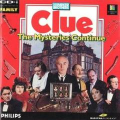 Clue: The Mystery Continues CD-i Prices