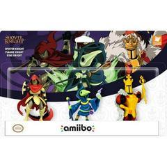 Shovel Knight Treasure Trove 3 Pack Amiibo Prices